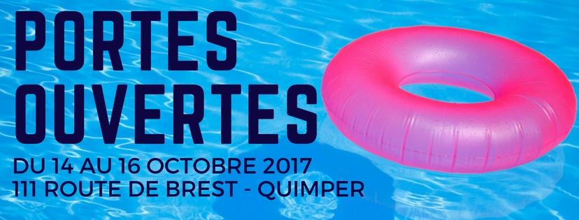 Portes ouvertes Quimper du 14 au 16 octobre