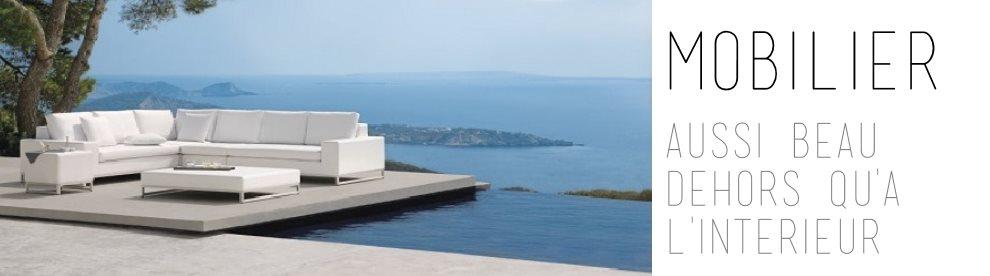 Pour agrémenter vos espaces détente : Le mobilier Aquaconcept brest