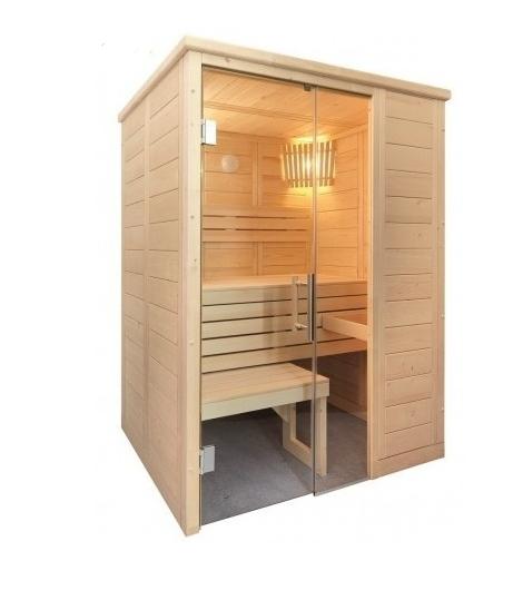 Sauna 2 personnes Aquaconcept brest